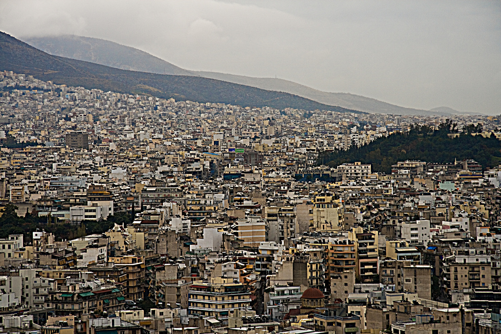 В Афинах впервые со времен османского ига начинают строить мечеть