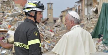 Ватикан: лотерея в пользу пострадавших от землетрясения в центральной Италии и бездомных