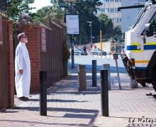 В ЮАР при разгоне демонстрации студентов полиция тяжело ранила священника-иезуита