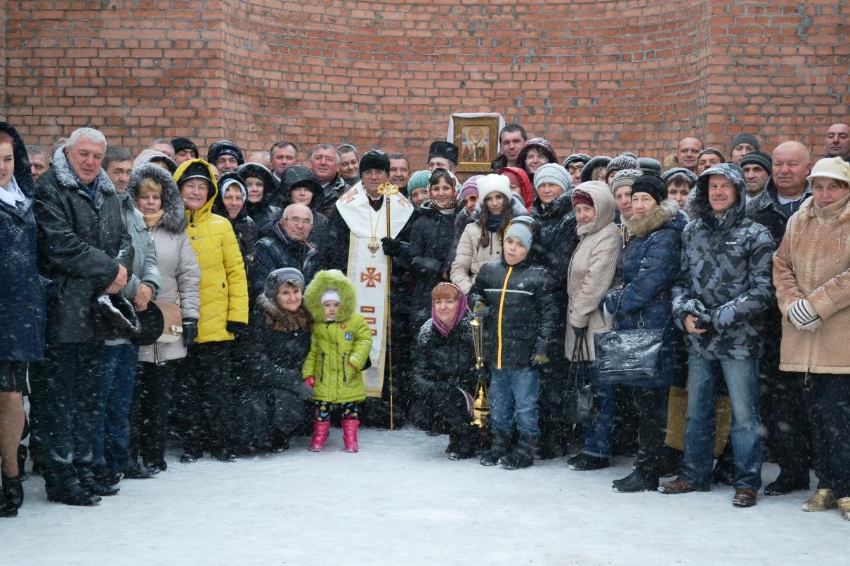 Владыка Иосиф Верт посетил с пастырским визитом северные приходы Преображенской епархии