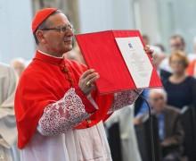 Папа одобрил декреты о признании героизма добродетелей четырех кандидатов на беатификацию