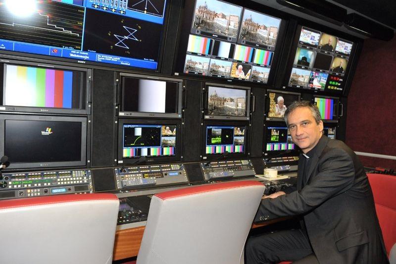 Технология Ultra HD в системе ватиканской коммуникации
