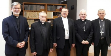 В Санкт-Петербурге состоялось XLIV пленарное заседание Конференции католических епископов России