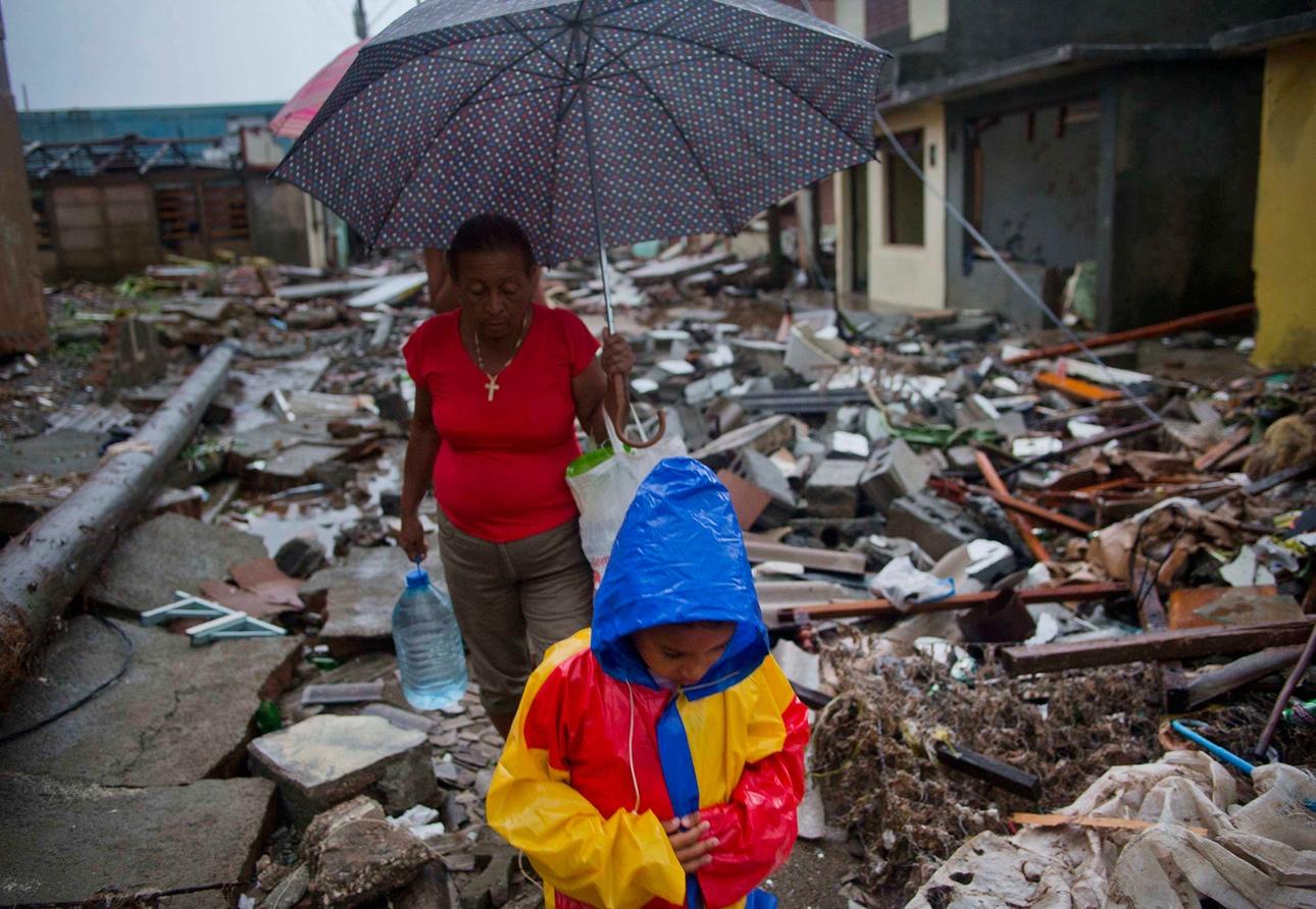 Папа: превентивные меры и забота об окружающей среде снижают риск стихийный бедствий