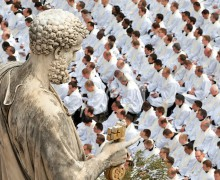 В мире насчитывается 1,3 млрд. католиков.  Опубликована ежегодная официальная статистика Католической Церкви