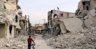 Кармелитки из Алеппо: в западных кварталах города ежедневно погибают десятки людей