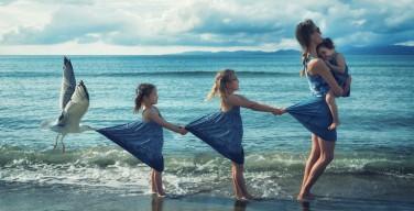 Ученые: ум и гениальность дети наследуют от матери
