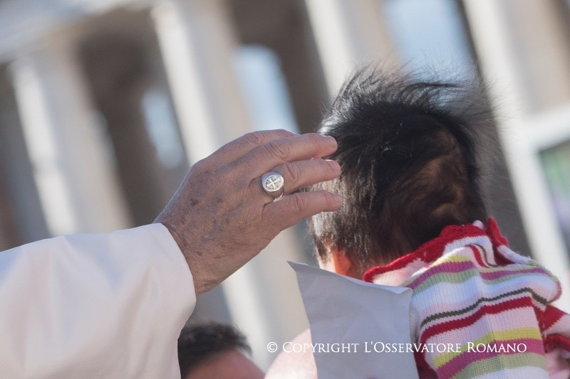 Миссия – это не прозелитизм, а привлечение ко Христу. Общая аудиенция 5 октября