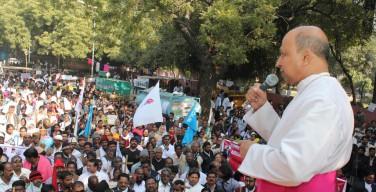 Индия: Католическая Церковь в защиту «неприкасаемых»