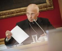 Кардинал Баньяско избран новым президентом Совета епископских конференций Европы