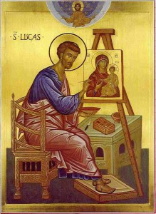 Иконописец Лука
