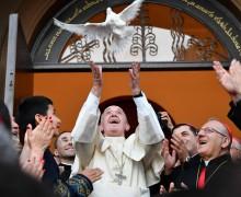 В Тбилиси Папа вознес молитву о мире на Ближнем Востоке