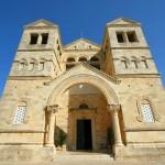 israel-jezreel-plain-mount-tabor-church-of-the-transfiguration