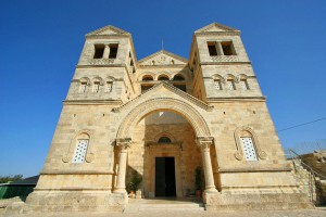 israel-jezreel-plain-mount-tabor-church-of-the-transfiguration