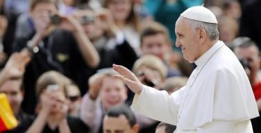 Папа Франциск призвал к «революции дел милосердия»