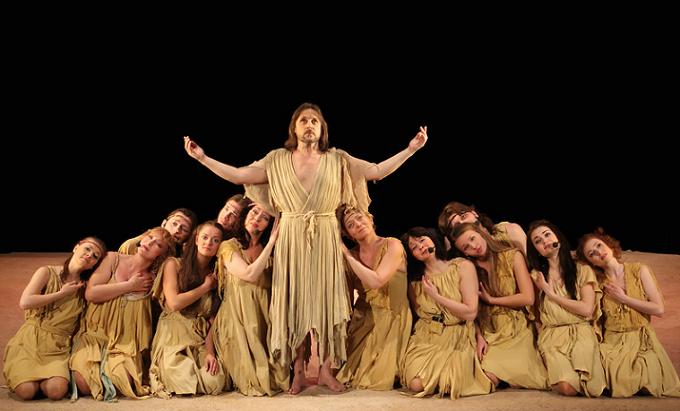 В Омске отменили спектакль «Иисус Христос — суперзвезда»