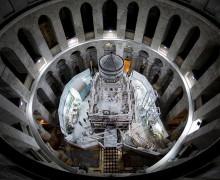 Ученые впервые за 500 лет открыли гробницу Христа (ФОТО+ВИДЕО)