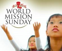 «Миссионерская Церковь, Свидетельница милосердия». Послание Папы Франциска на Всемирный День Миссий 2016 года