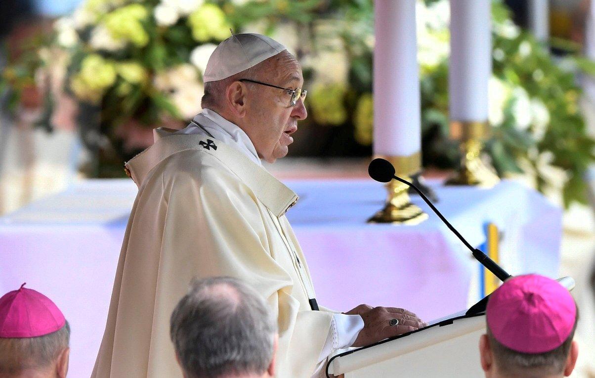 Проповедь Папы Франциска в торжество Всех Святых. 1 ноября 2016 г. Мальмё, Швеция