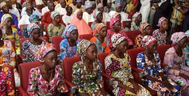 Нашли еще одну похищенную «Боко Харам» школьницу – с 10-месячным ребенком