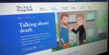 Католическая Церковь Англии и Уэльса запускает сайт об «искусстве умирания»