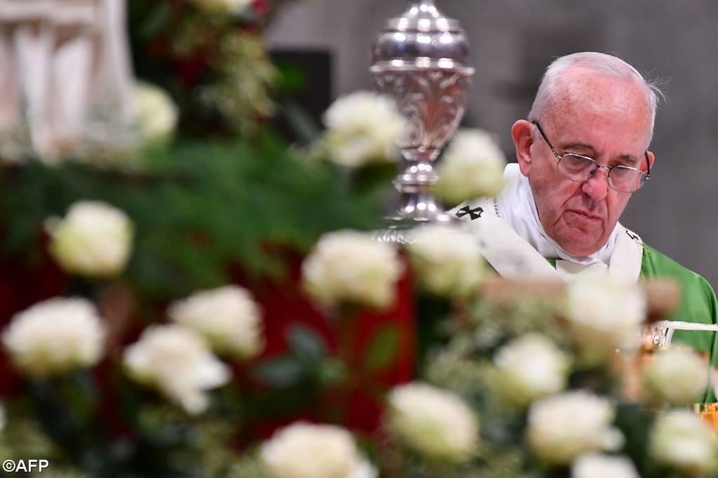 Юбилей заключенных. Папа: Бог всегда готов простить