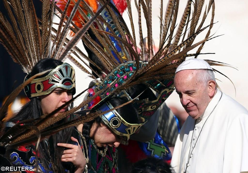 Папа Франциск посвятил следующие Всемирные Дни Молодёжи Пресвятой Богородице