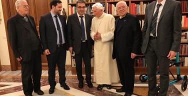 В Ватикане вручили премии имени Йозефа Ратцингера