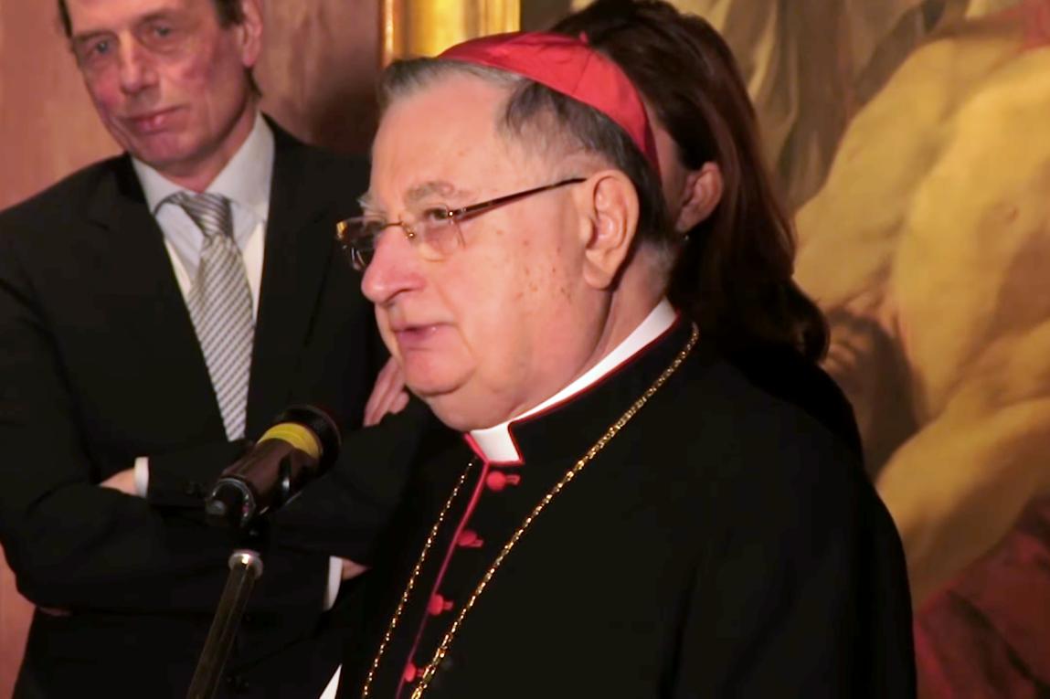 Состоялась встреча губернатора Ватикана с Патриархом Кириллом
