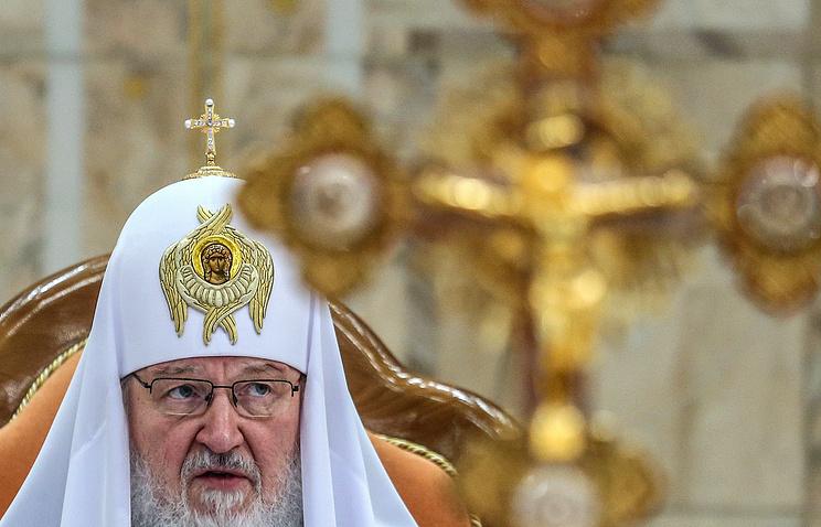 Патриарх Кирилл готов вместе с Ватиканом работать над миром в Сирии