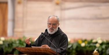 2 декабря о. Канталамесса начнёт еженедельный цикл проповедей Адвента