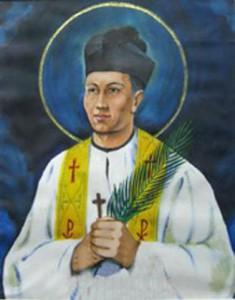 Святой Андрей Зунг Лак
