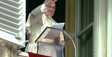 «Перед лицом последних времён». Слово Папы Франциска перед полуденной молитвой «Angelus», 13 ноября 2016 г.