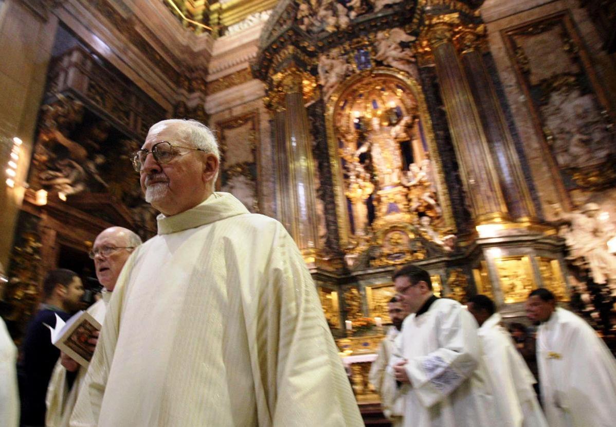 В Ливане скончался бывшийГенеральный настоятель Общества Иисуса, руководивший орденом в течение 25 лет