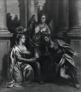 Цецилия и Валериан