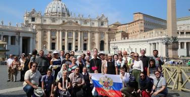 Вышел из печати ноябрьский номер «Сибирской католической газеты»