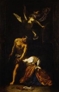 Казнь святой Цецилии