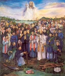 Вьетнамские мученики