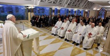 Папа: христианская любовь всегда конкретна