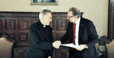 Библиотека Ватикана оцифрует манускрипты с помощью космических технологий