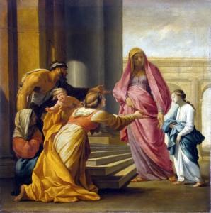 Дева Мария в детстве