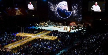 Папа в Мальмё: христиане — вершители революции Божьей нежности