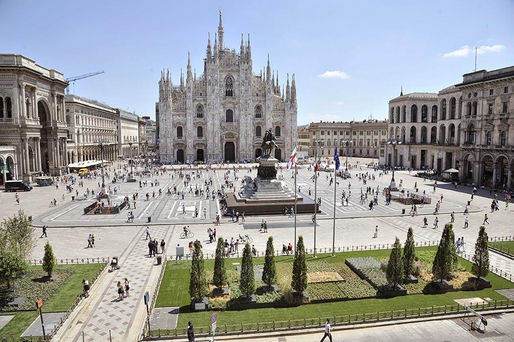 Программа визита Папы Франциска в Милан 25 марта 2017 г.