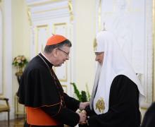 Кардинал Курт Кох встретился с Патриархом Кириллом
