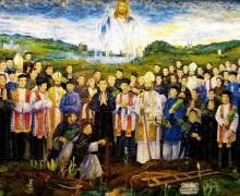 24 ноября. Святые Андрей Зунг Лак, священник, и его сподвижники, мученики. Память