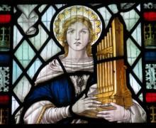 22 ноября. Святая Цецилия, дева и мученица. Память