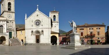 В Италии восстановят разрушенные землетрясением храмы