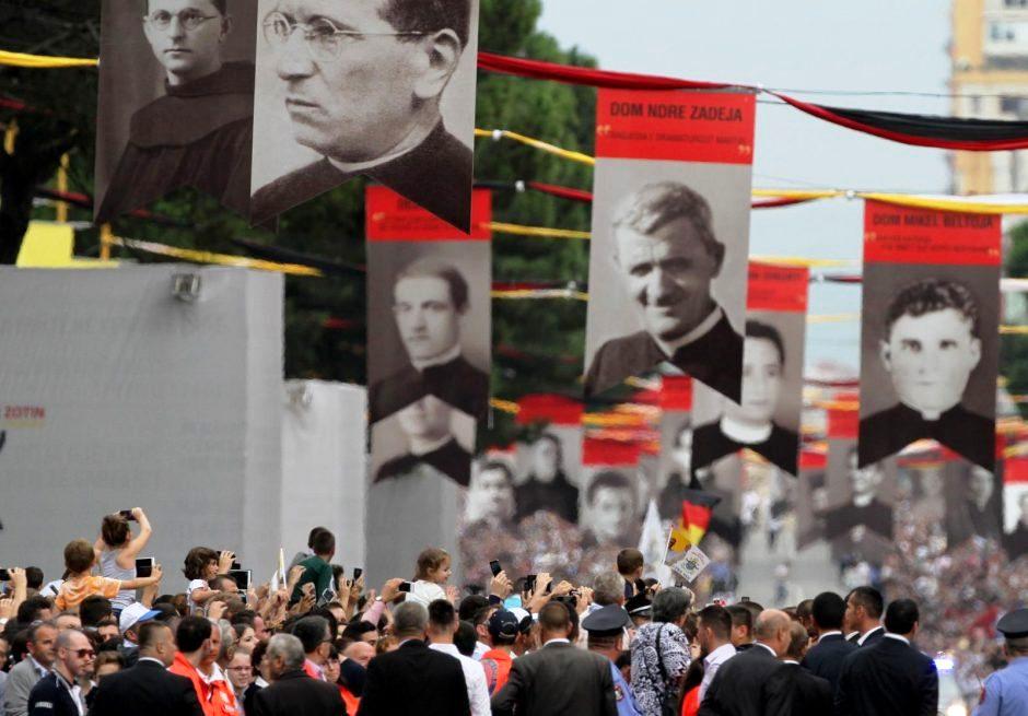 Албания: беатификация 38 мучеников коммунистического режима