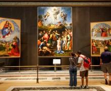 На выставку пинакотеки Ватикана в Третьяковке будут пускать по 90 человек каждые полчаса