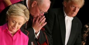 Американские протестанты и католики могут проголосовать против всех